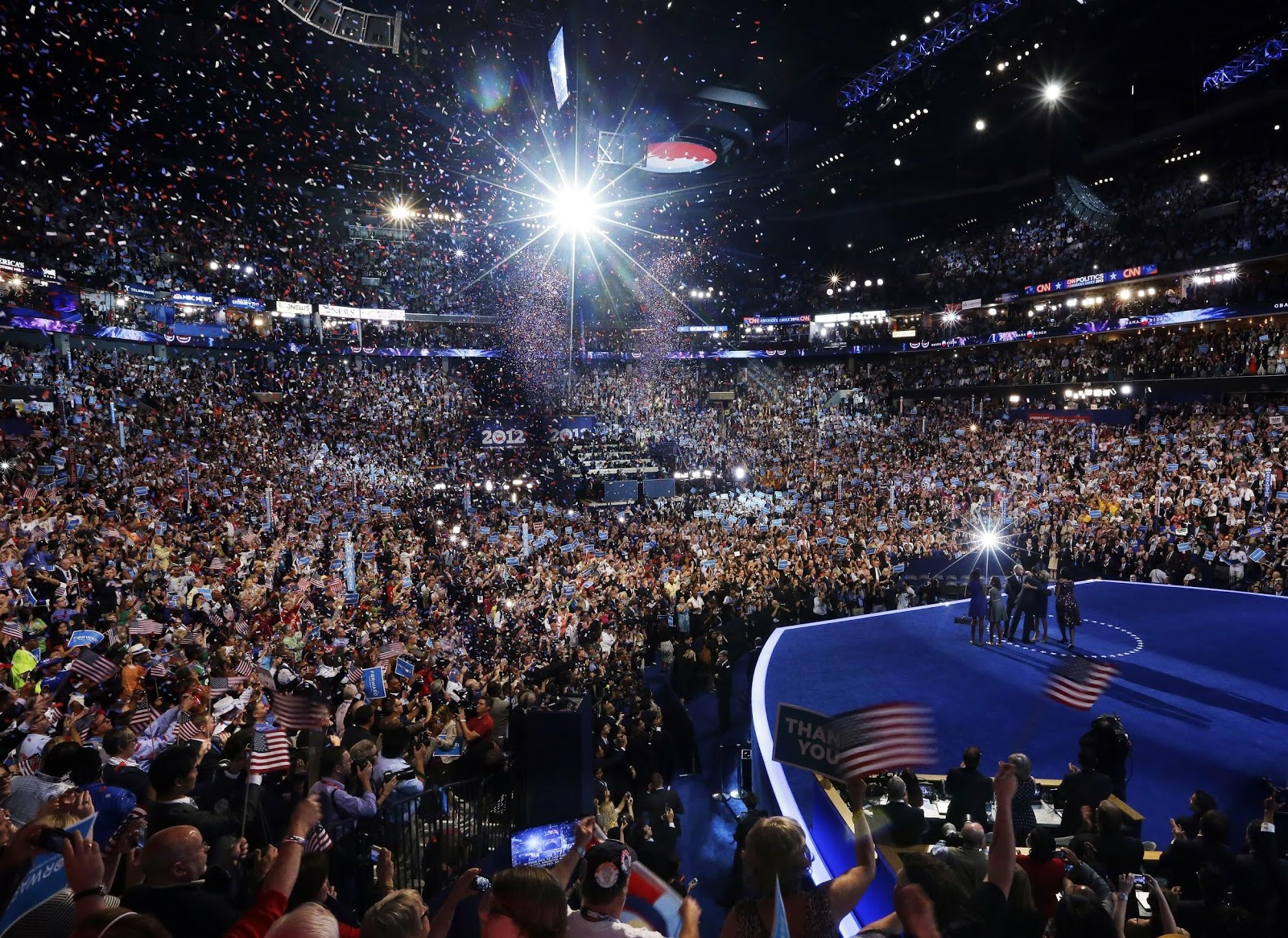 2008 Democratic National Convention in Denver