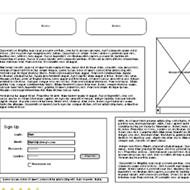 Interactive   Mockups & Web Prototypes