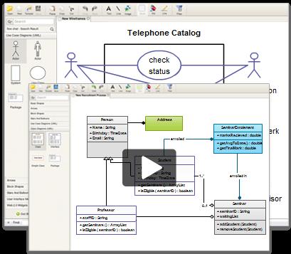 UML Diagrams Online | Online UML Tool | UML Diagram ...