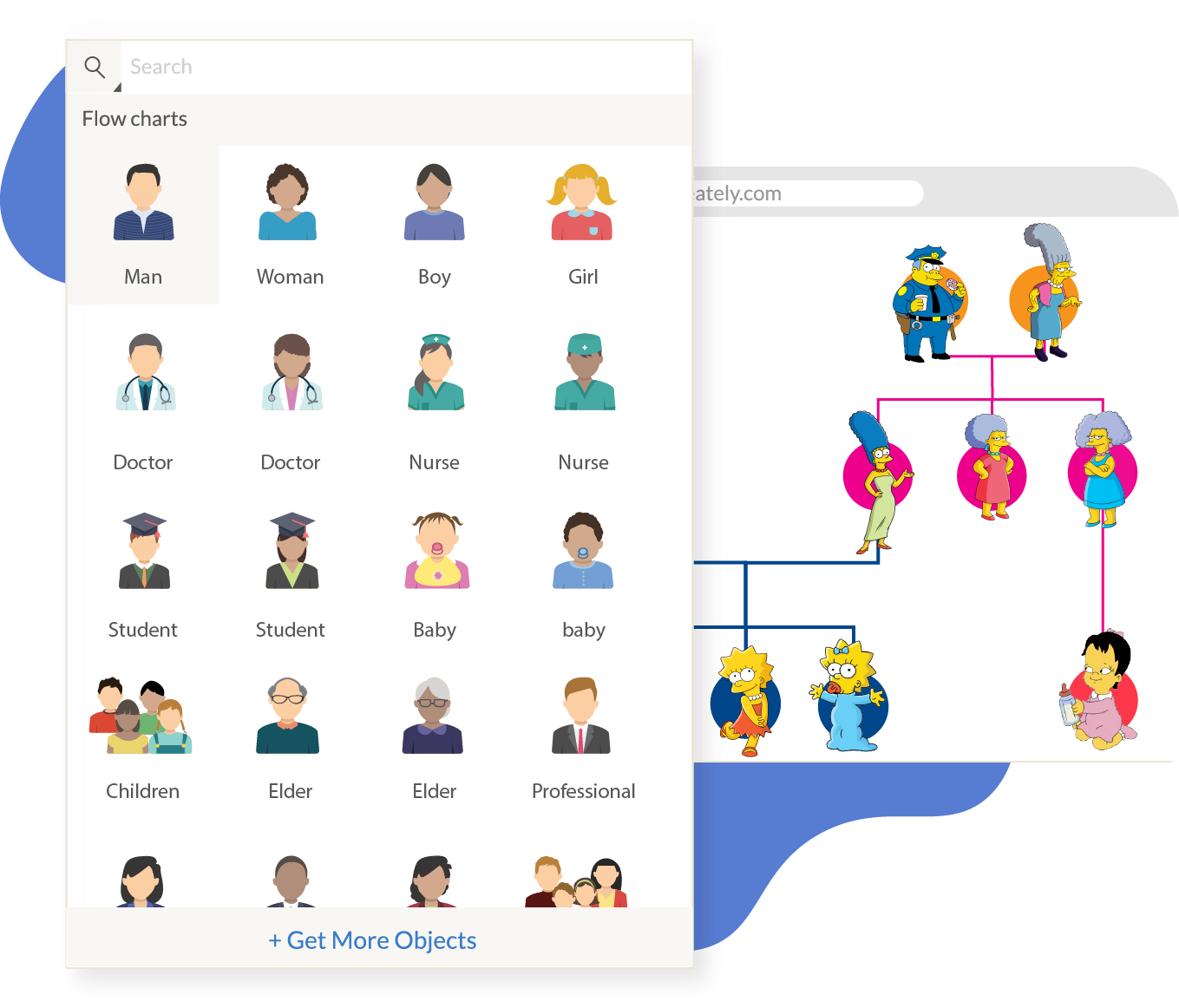 family tree maker create family tree online creately