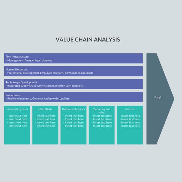 Value Chain Analysis Tool | Creately