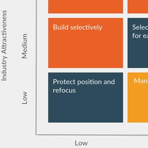 GE- McKinsey Matrix