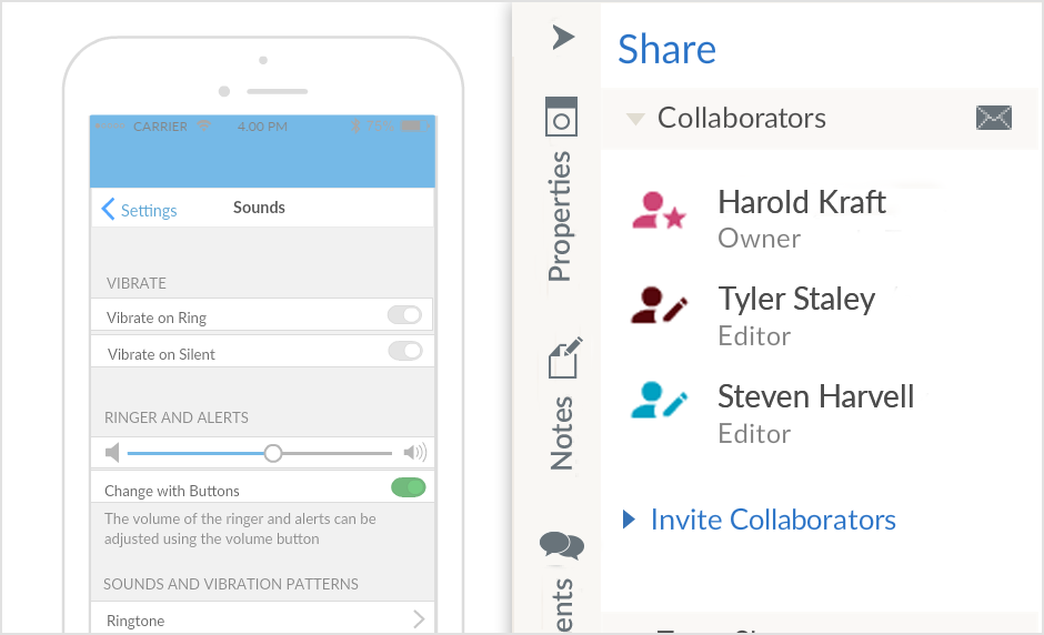 Real-time Collaboration to Work with Clients, Peers