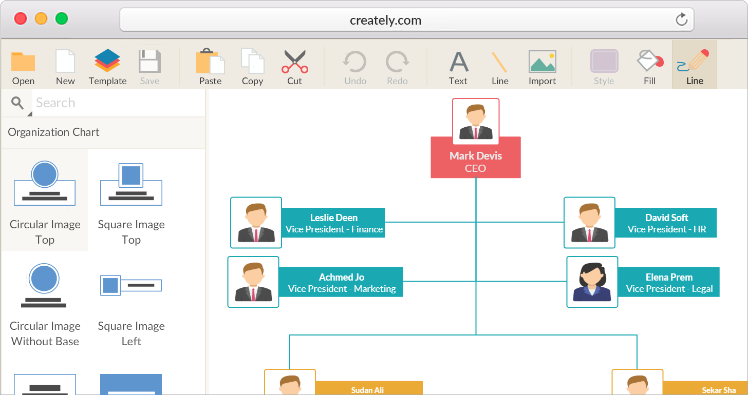 The Easiest Way to Draw Org Charts on a Mac