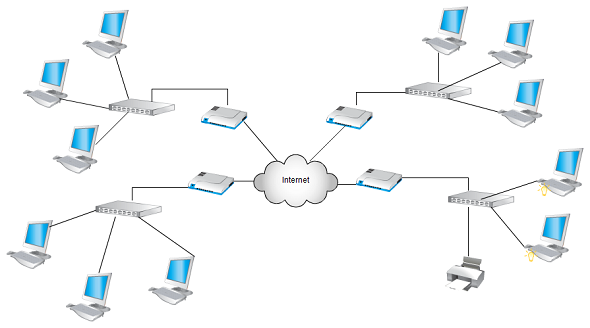 Diagram templates network diagram examples at creately network diagram templates network diagram examples at creately ccuart Choice Image