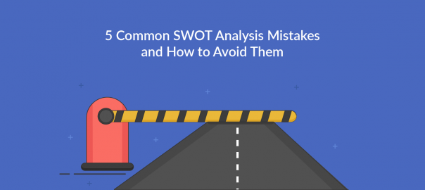 Use a SWOT to compare yourself and learn from your competitors