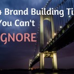 4 tips to build your brand
