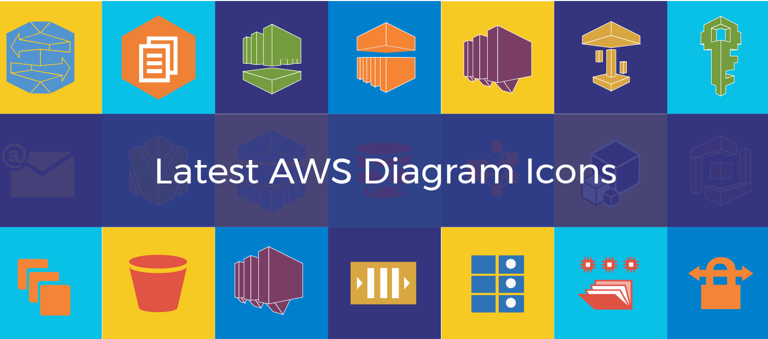 Latest aws diagram icons to plan your infrastructure creately blog ccuart Images