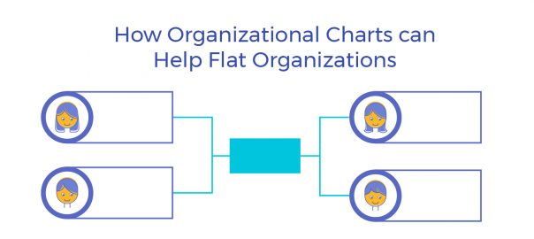 Org charts to help flat organizations