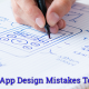Common Mobile App Design Mistakes