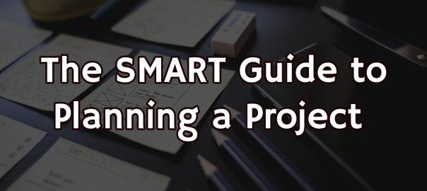 SMART in project planning