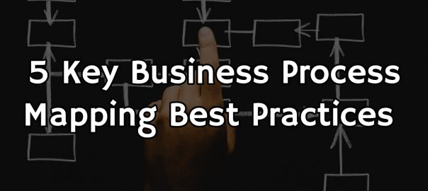 Business process mapping best practices