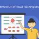The Ultimate List of Visual Teaching Strategies