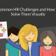 6 Common HR Challenges and How to Solve Them Visually