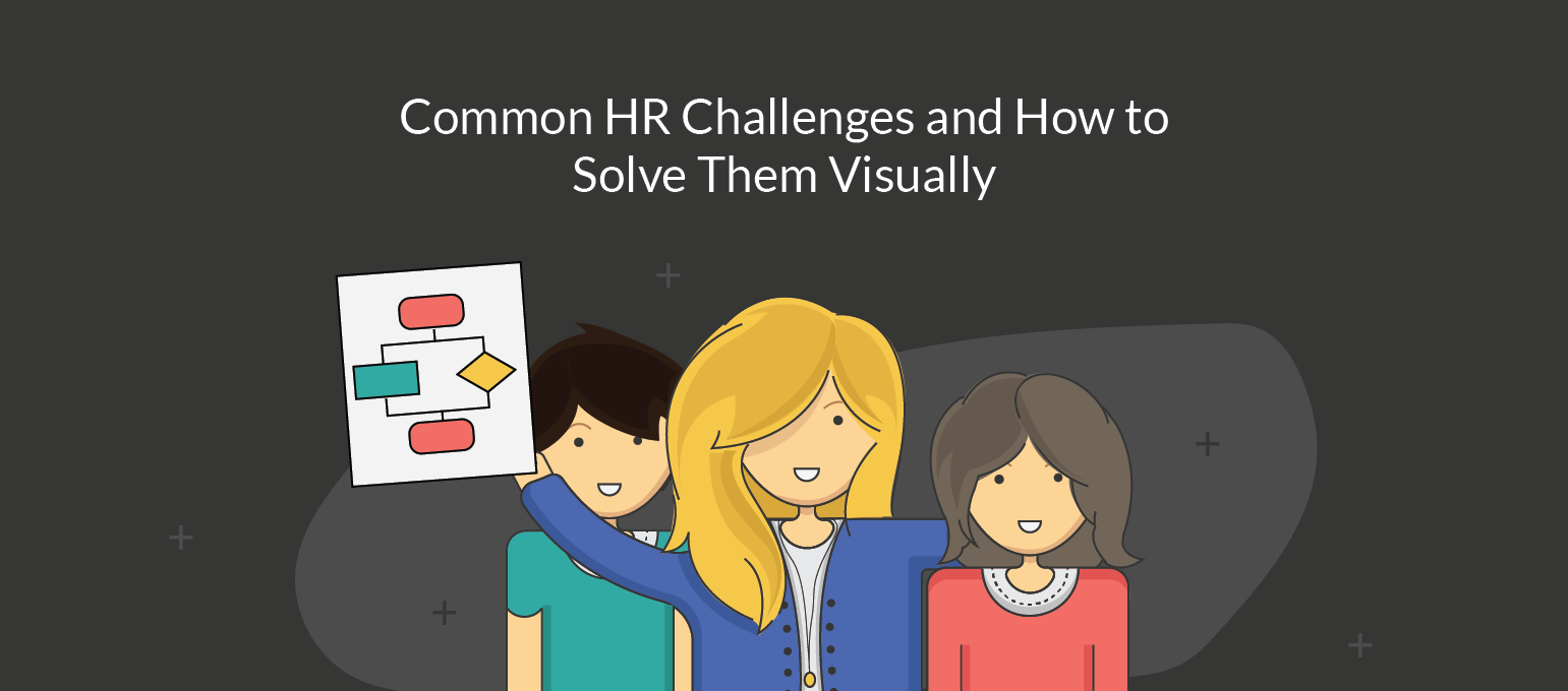 6 Common HR Challenges and How to Effectively Solve Them Visually