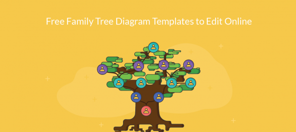 Family Tree Diagram templates