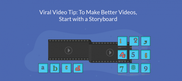 How to make a video storyboard