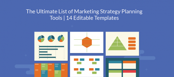 The Ultimate List of Marketing Strategy Planning Tools