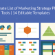 The Ultimate List of Marketing Strategy Planning Tools  | 14 Editable Templates