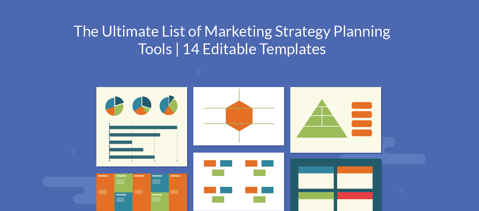 14 Essential Marketing Strategy Tools To Improve Your Conversions