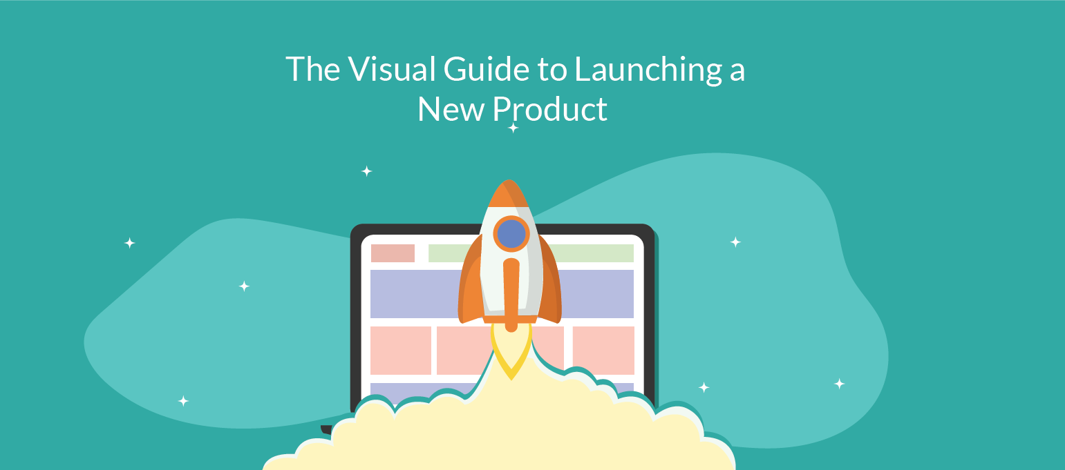 The Visual Guide To Launching A Product Or Service