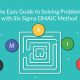 The Easy Guide to Solving Problems with Six Sigma DMAIC Method