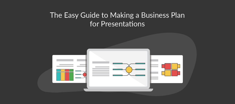 Business Plan Presentation Business Plan Template Ppt