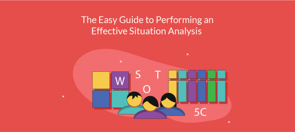 What is a situation analysis
