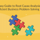 Root Cause Analysis Guide for Efficient Business Problem-Solving