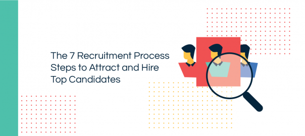 Recruitment process steps