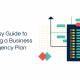 The Easy Guide to Creating a Business Contingency Plan