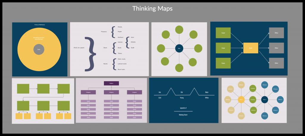 8 Thinking Maps
