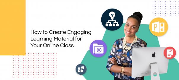 Online lesson planning