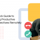 The Quick Guide to Running Productive Retrospectives Remotely