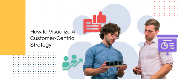 Visualizing a customer-centric strategy
