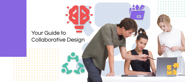 visual tools to help in the collaborative design process.