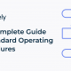How to Write Clear and Effective Standard Operating Procedures; The Practical Guide with Templates