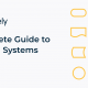 The Complete Guide to Design Systems